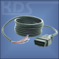 Mobile Preview: OBD-2 Cable 'cut off' A / 3.0m - HiQ (J1962M Type A -> open end)