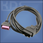 Mobile Preview: OBD-2 Cable-Extension H-2 / 5.0m - (J1962 M->F)