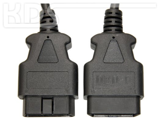 OBD-2 Cable Y-Cable K-1 - (J1962 M-2xF) // Y-Splitter