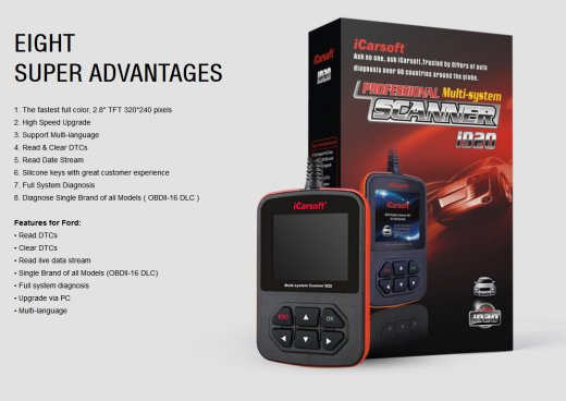 icarsoft i920 f r ford holden obd diagnoseger t kds onlineshop. Black Bedroom Furniture Sets. Home Design Ideas