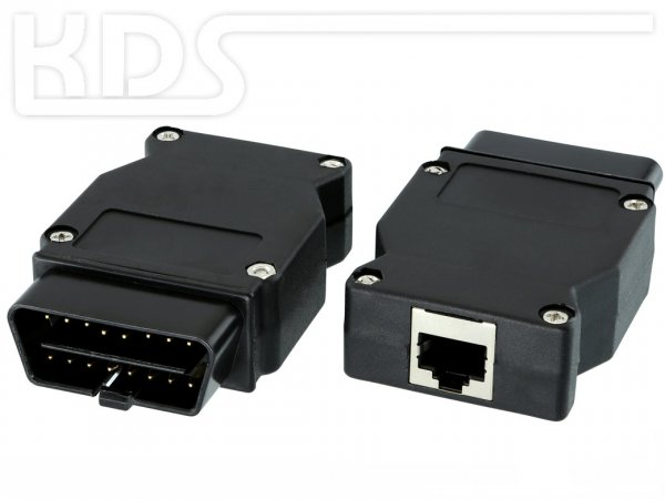 OBD ENET V2 Ethernet Adapter for BMW (Diagnostic and Coding)