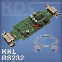 Diagnostic Cable RS232 (KKL / ISO-9141)