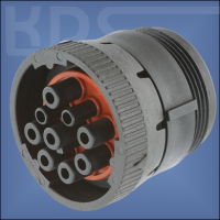 Connector HD16-9-1939S - AMPHENOL AHD16-9-1939S